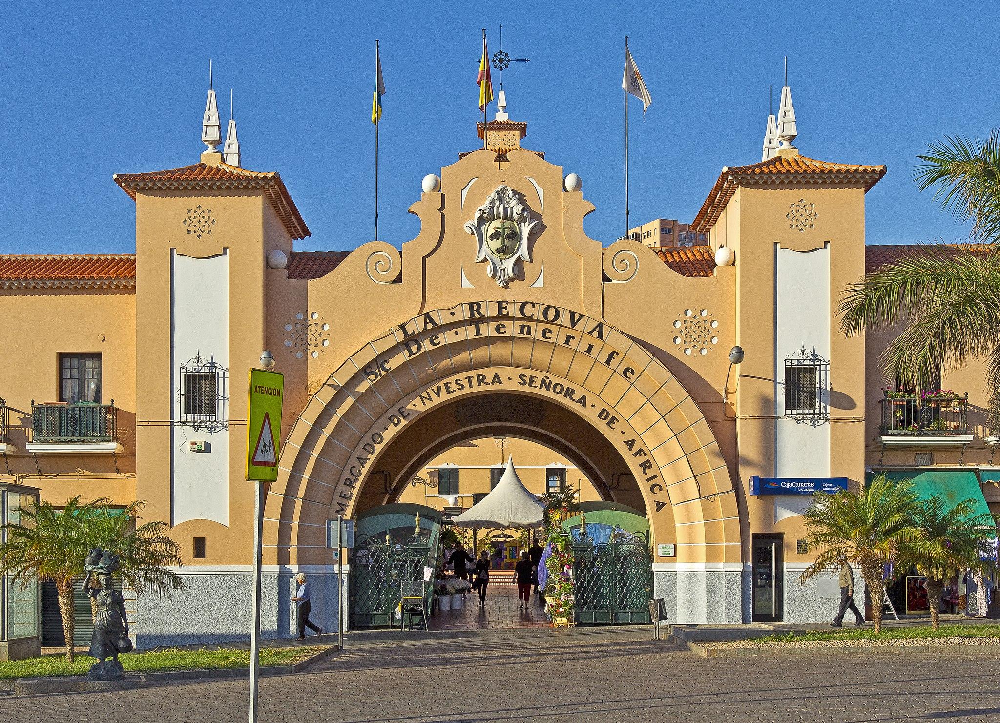 La Recova en Santa Cruz, mercado central y espacio emblemático para degusta santa cruz
