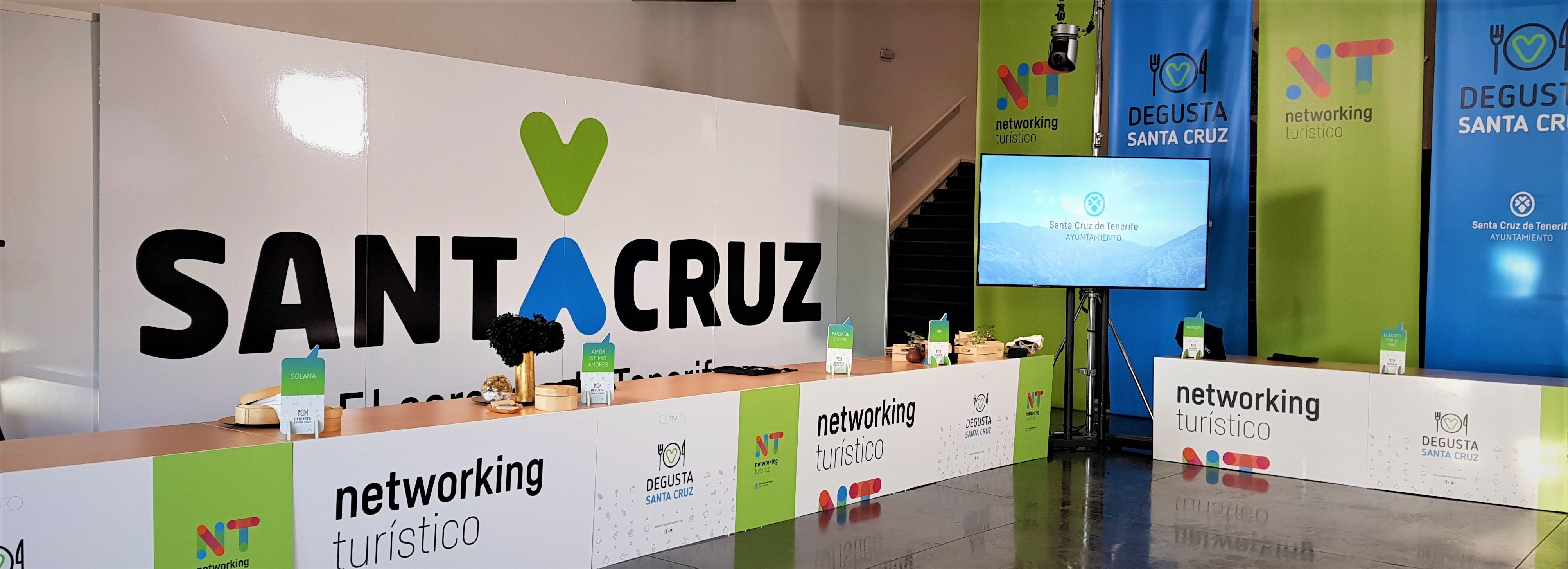 III Networking Turistico en Santa Cruz de Tenerife, con Degusta Santa Cruz