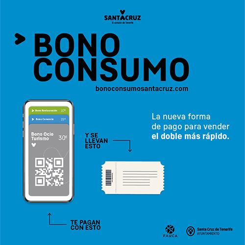 Bonos Consumo Santa Cruz