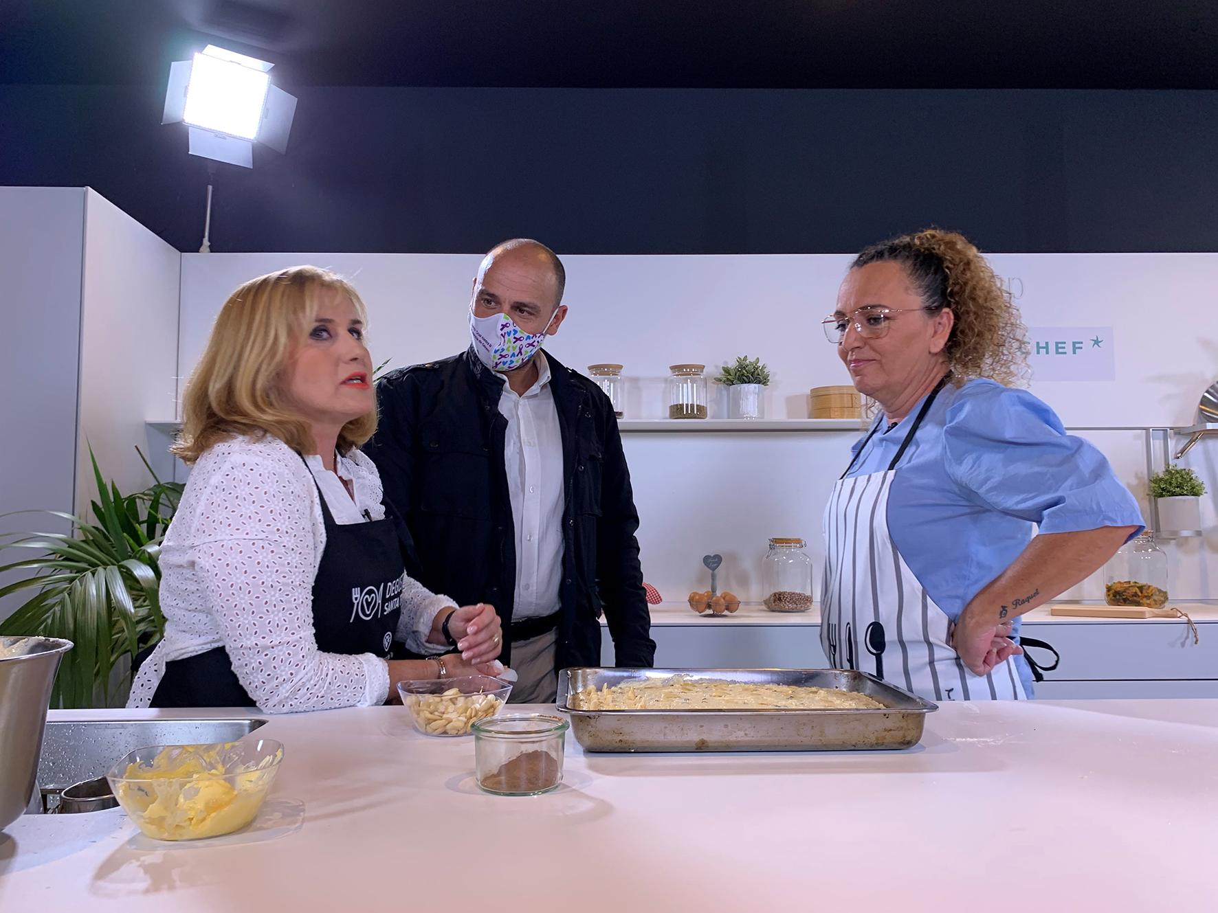 Ahora Cocino canario, audiovisual para potenciar la gastronomia de Santa Cruz